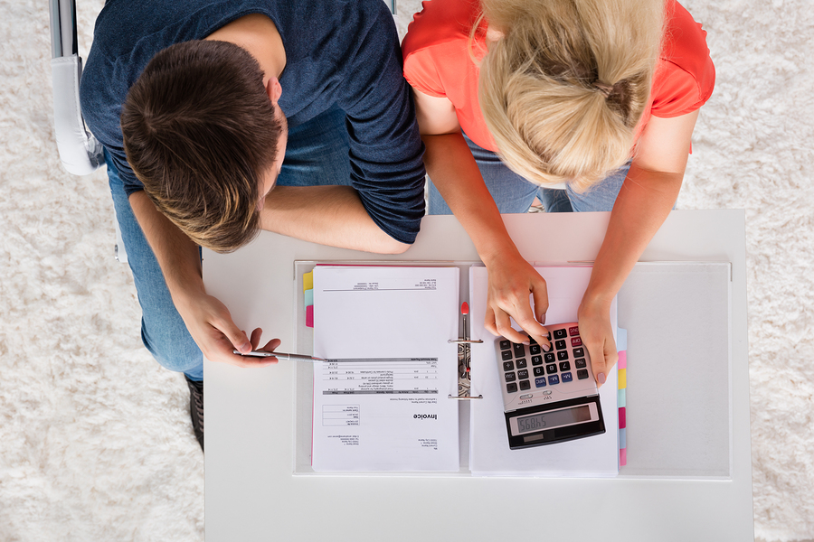 Einkommenssteuer-berechnen