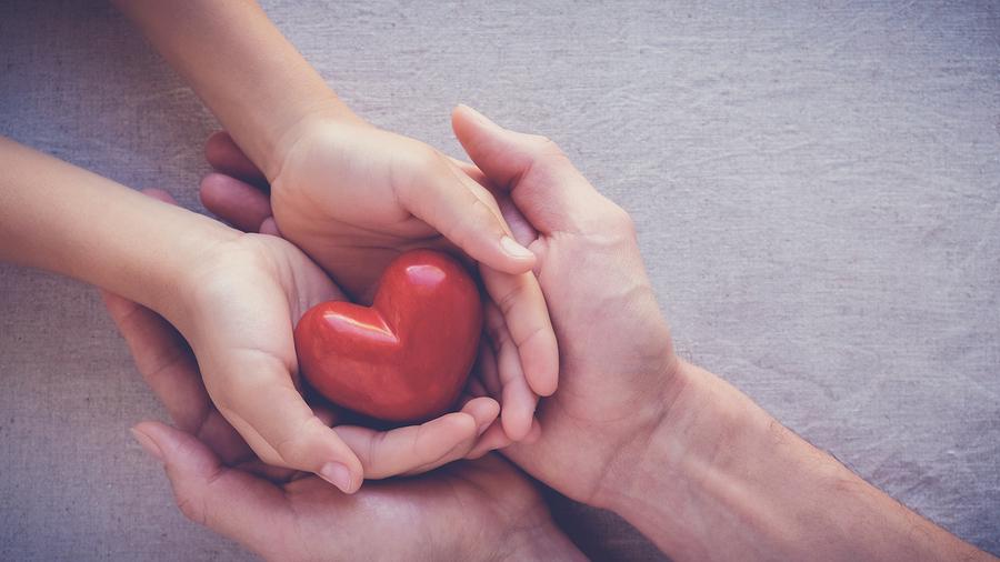 Pflege hat eine starke soziale Komponente