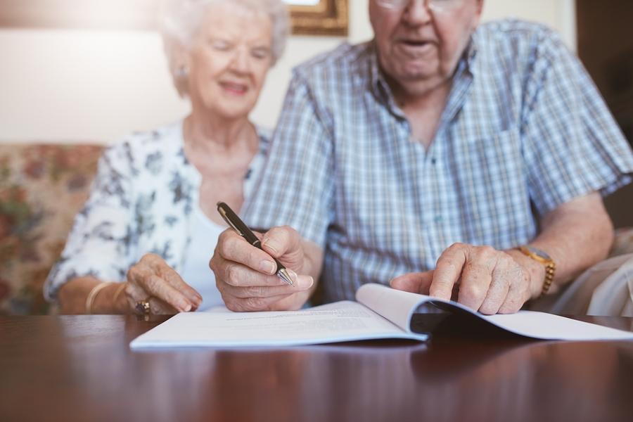 Abfertigung für Pensionisten