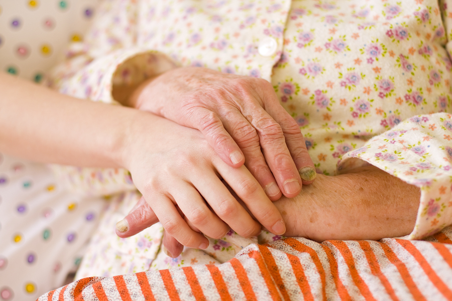 Pflegeurlaub für pflegende Angehörige