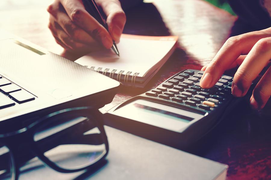 Zinsen bei Kredite