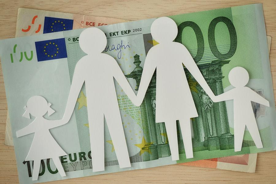 Familie und Finanzen